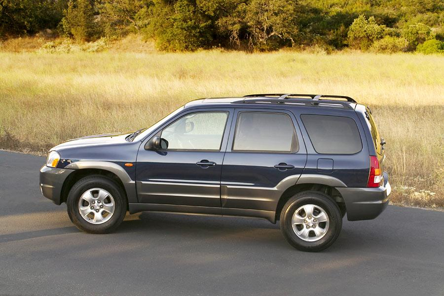 2004 mazda tribute reviews specs and prices. Black Bedroom Furniture Sets. Home Design Ideas