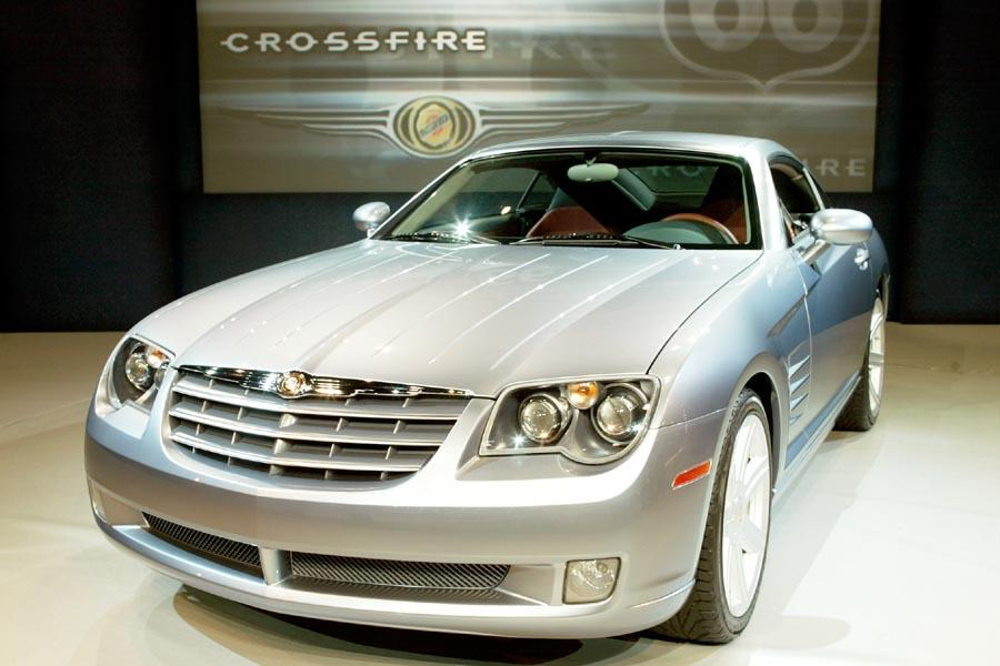 2004 chrysler crossfire reviews specs and prices. Cars Review. Best American Auto & Cars Review