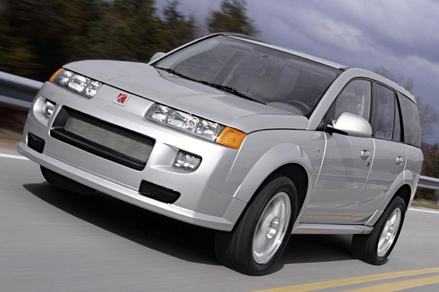 2004 saturn vue reviews specs and prices. Black Bedroom Furniture Sets. Home Design Ideas