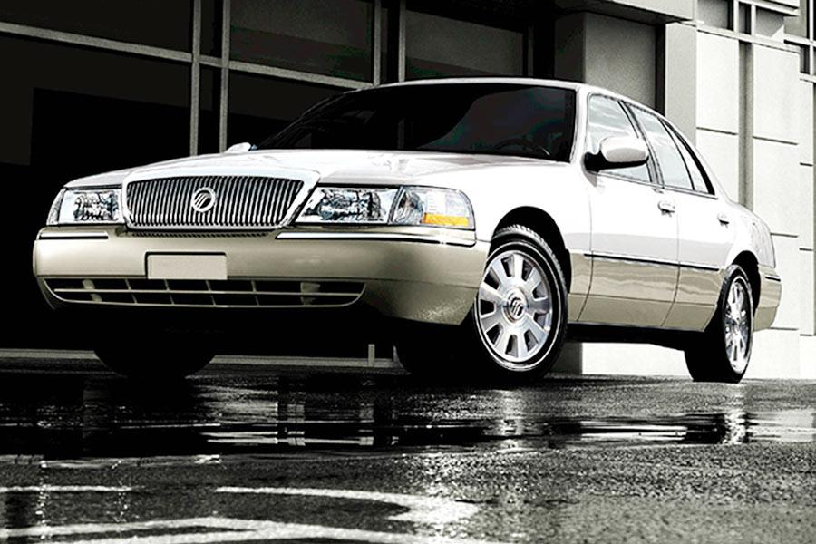 2004 Mercury Grand Marquis Reviews  Specs And Prices