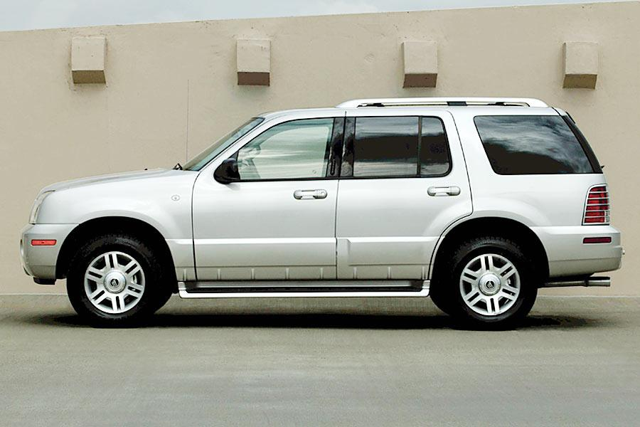 2004 mercury mountaineer reviews specs and prices. Black Bedroom Furniture Sets. Home Design Ideas