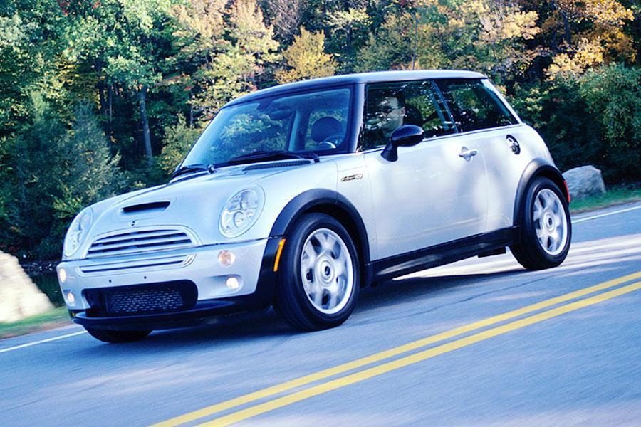 Used 2004 Mini Cooper Pricing Edmunds Autos Post