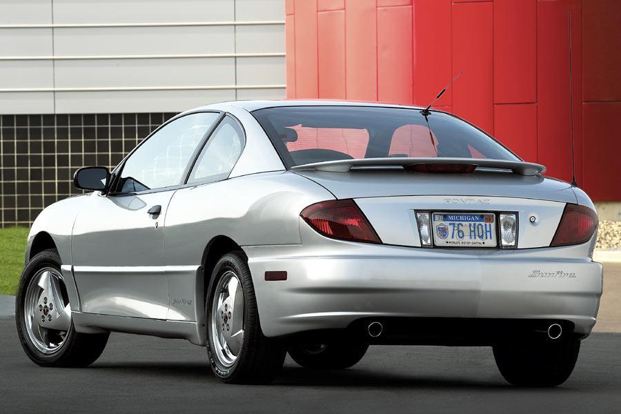 2004 Pontiac Sunfire Manual