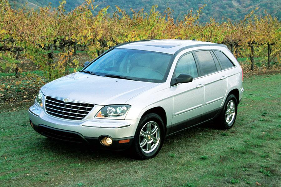 2004 chrysler pacifica specs pictures trims colors. Black Bedroom Furniture Sets. Home Design Ideas