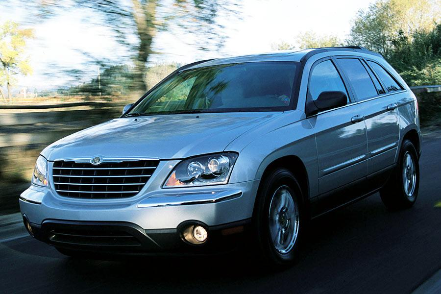 2004 chrysler pacifica reviews specs and prices. Black Bedroom Furniture Sets. Home Design Ideas