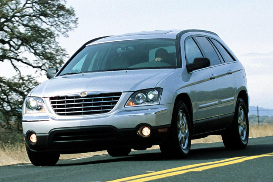 2004 chrysler pacifica reviews specs and prices. Cars Review. Best American Auto & Cars Review