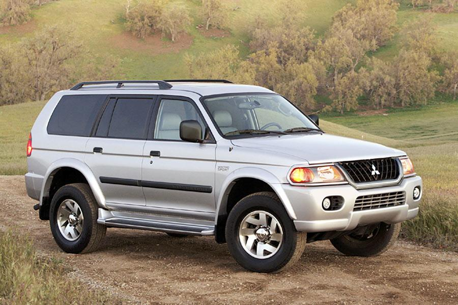 2004 Mitsubishi Montero Sport Reviews, Specs and Prices | Cars.com