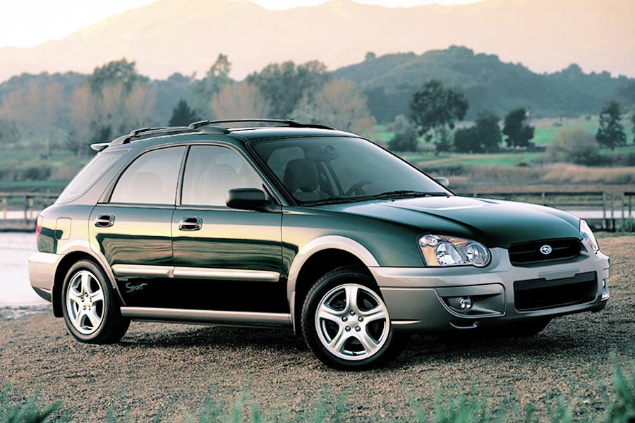2004 Subaru Outback Specs Pictures Trims Colors Cars Com