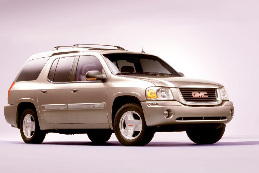 2004 gmc envoy xuv reviews specs and prices. Black Bedroom Furniture Sets. Home Design Ideas