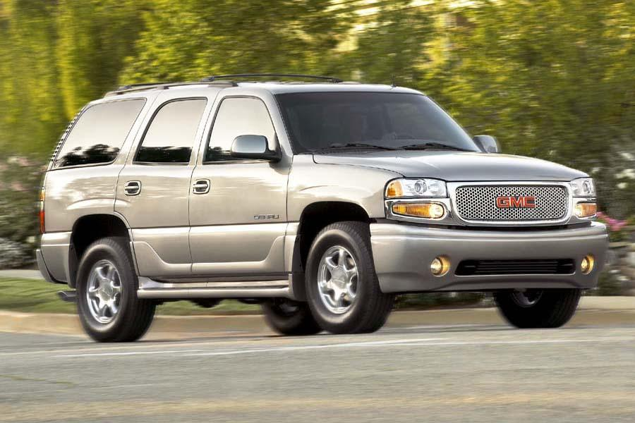 2004 gmc yukon reviews specs and prices. Black Bedroom Furniture Sets. Home Design Ideas