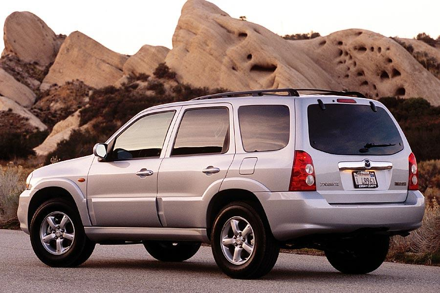 2005 mazda tribute specs pictures trims colors. Black Bedroom Furniture Sets. Home Design Ideas