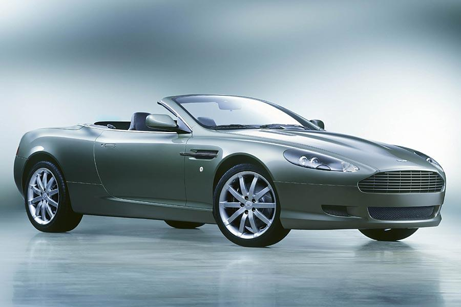 2005 aston martin db9 reviews specs and prices. Black Bedroom Furniture Sets. Home Design Ideas