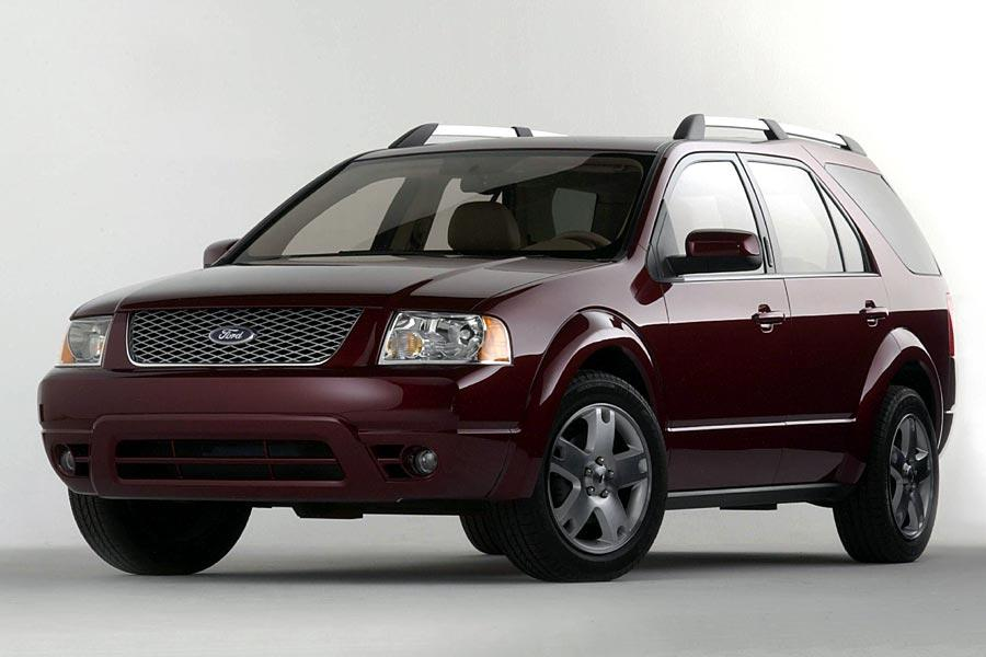 2005 ford freestyle specs pictures trims colors. Black Bedroom Furniture Sets. Home Design Ideas