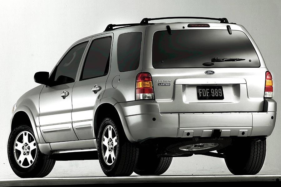 2005 ford escape reviews specs and prices. Black Bedroom Furniture Sets. Home Design Ideas