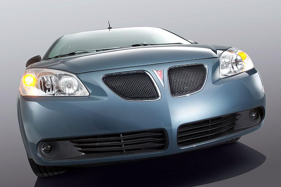 2005 pontiac g6 reviews specs and prices. Black Bedroom Furniture Sets. Home Design Ideas
