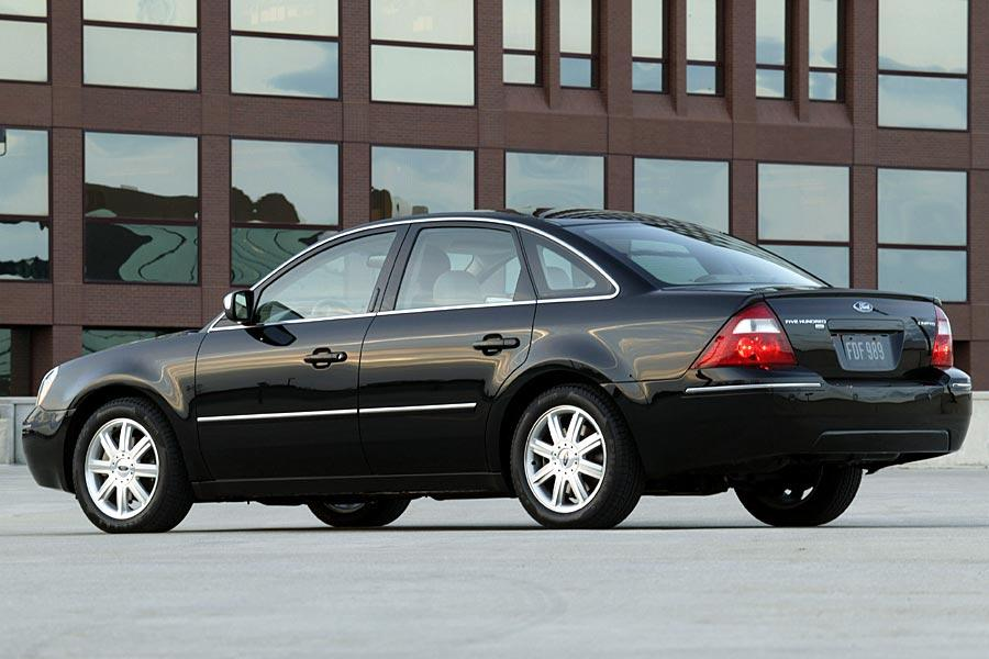 2005 ford five hundred reviews specs and prices. Black Bedroom Furniture Sets. Home Design Ideas