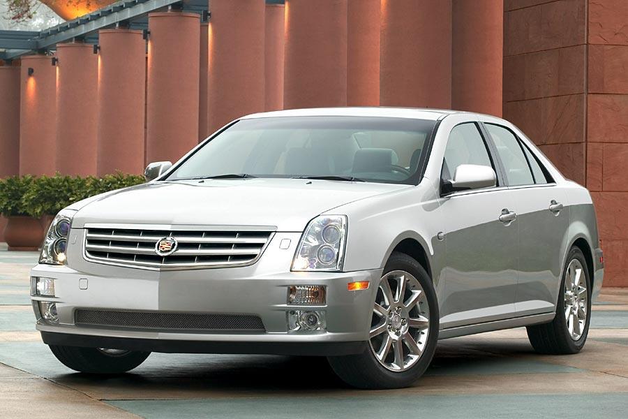 2005 Cadillac Sts Specs Pictures Trims Colors Cars Com