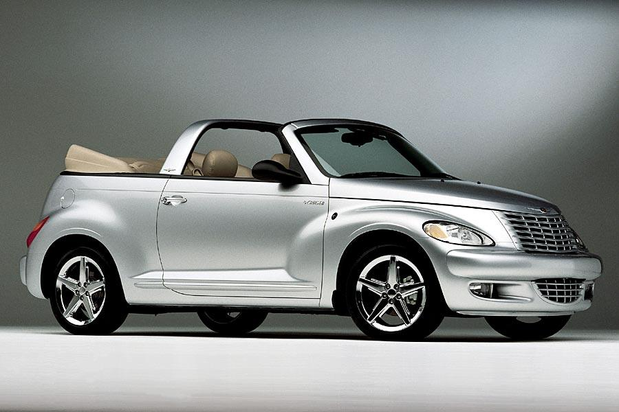 2005 chrysler pt cruiser specs pictures trims colors. Black Bedroom Furniture Sets. Home Design Ideas