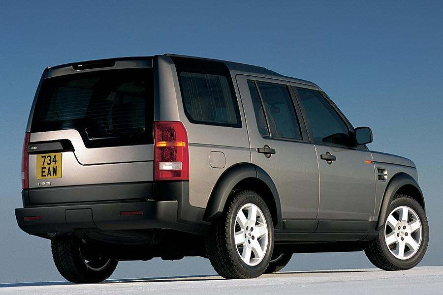 2005 land rover lr3 reviews specs and prices. Black Bedroom Furniture Sets. Home Design Ideas