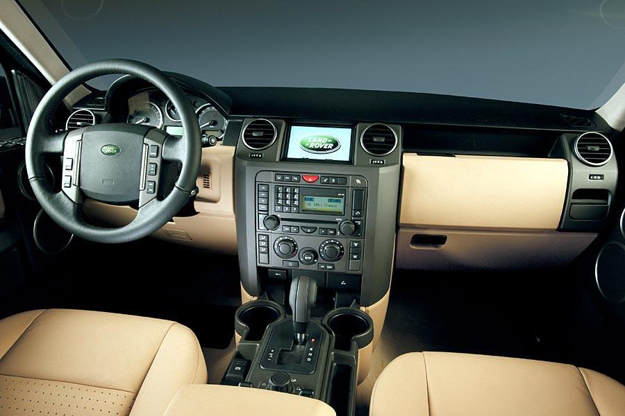 2005 Land Rover Lr3 Reviews Specs And Prices Cars Com