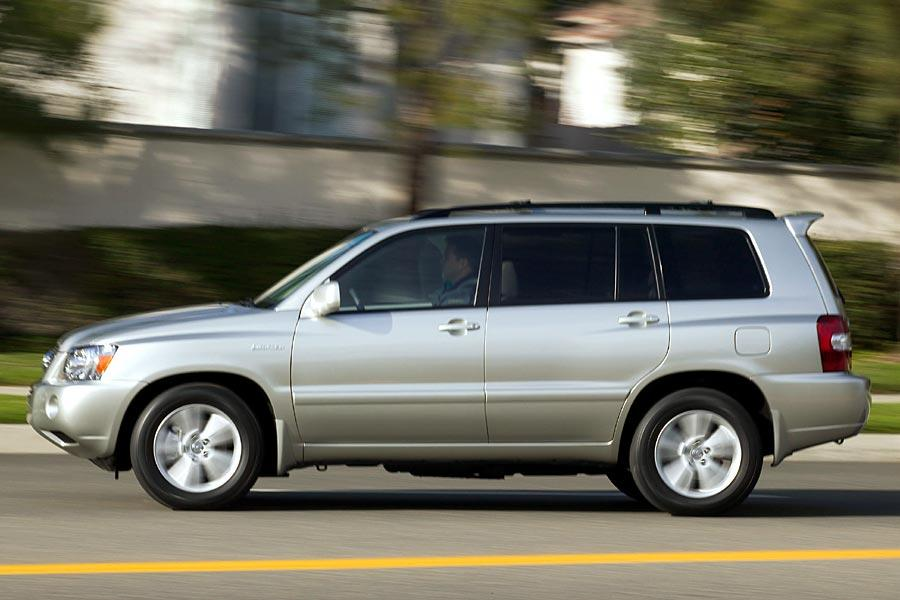 Toyota Highlander Colors >> 2006 Toyota Highlander Specs, Pictures, Trims, Colors || Cars.com