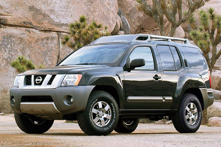2005 nissan xterra specs pictures trims colors. Black Bedroom Furniture Sets. Home Design Ideas