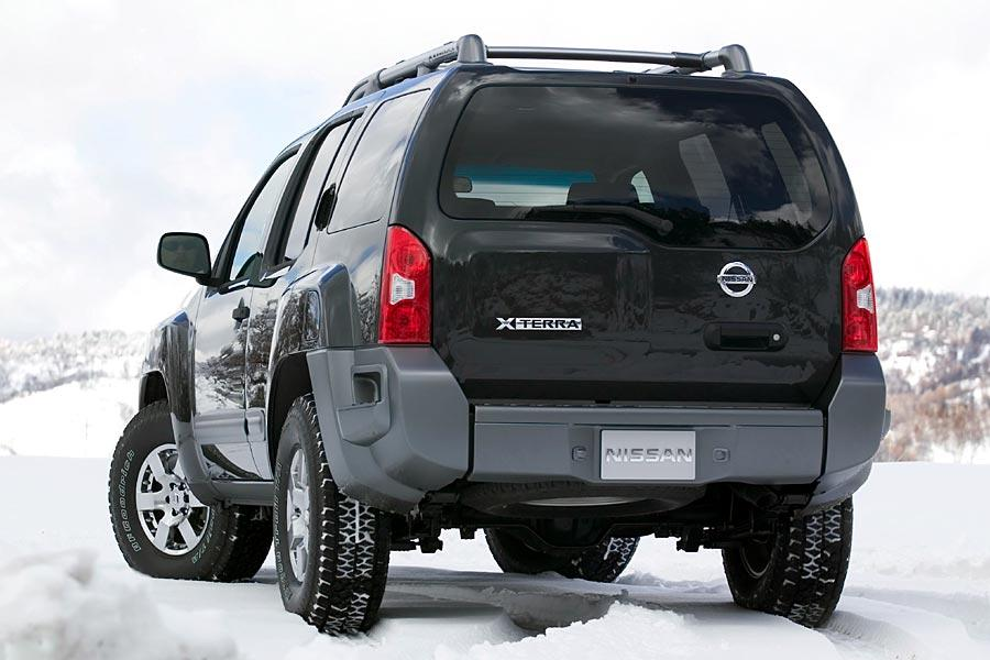 2005 nissan xterra reviews specs and prices. Black Bedroom Furniture Sets. Home Design Ideas