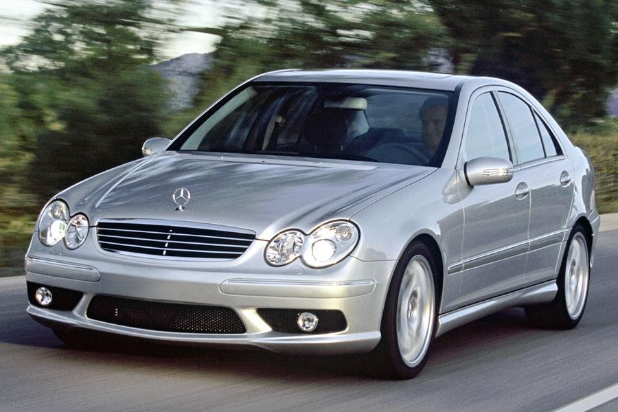 2005 mercedes benz c class reviews specs and prices