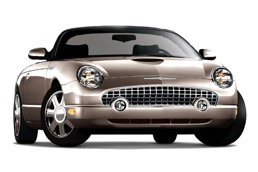 Ford Thunderbird Reviews Specs And Prices Cars Com