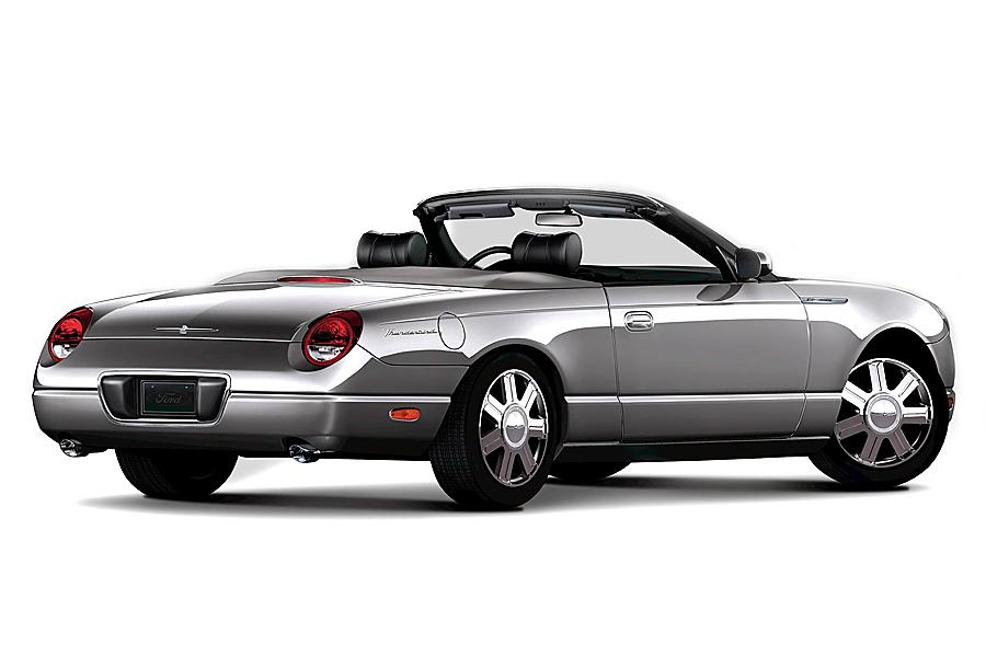 Ford Thunderbird Reviews, Specs and Prices | Cars.com