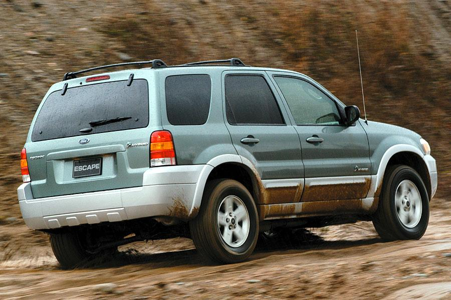2005 ford escape hybrid reviews specs and prices. Black Bedroom Furniture Sets. Home Design Ideas
