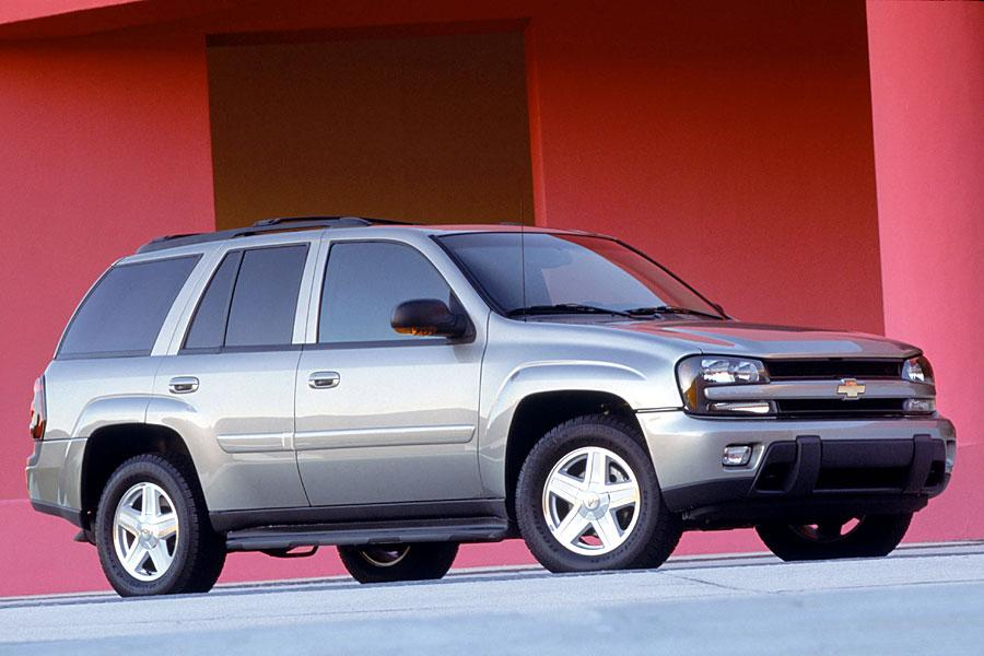 2005 chevrolet trailblazer reviews specs and prices. Black Bedroom Furniture Sets. Home Design Ideas