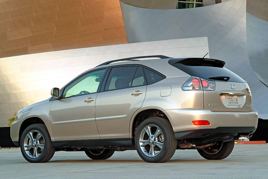2006 lexus rx 400h reviews specs and prices. Black Bedroom Furniture Sets. Home Design Ideas