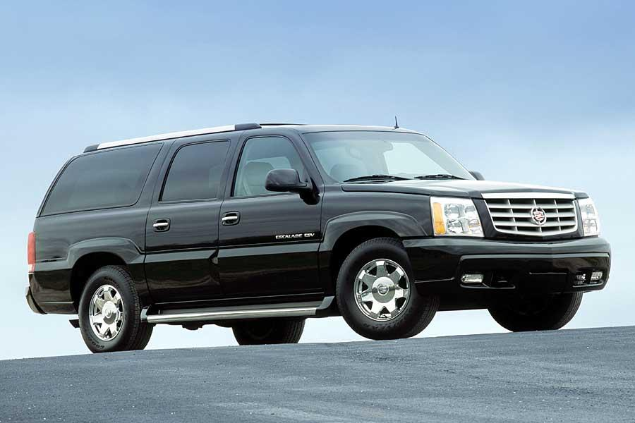 2005 cadillac escalade esv reviews specs and prices. Black Bedroom Furniture Sets. Home Design Ideas
