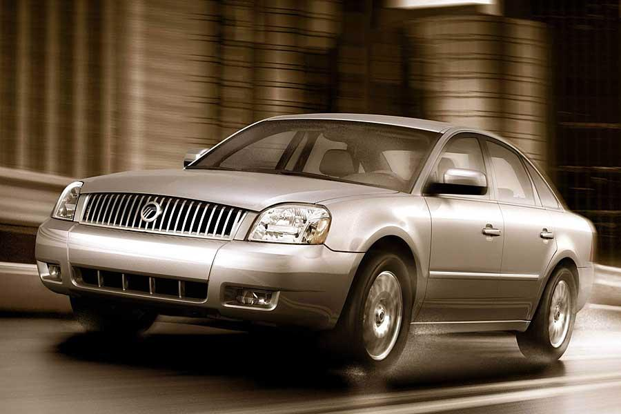 2005 mercury montego reviews specs and prices. Black Bedroom Furniture Sets. Home Design Ideas