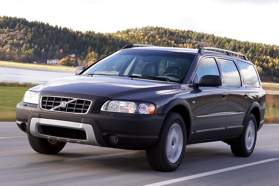 2005 Volvo Xc70 Reviews Specs And Prices Cars Com