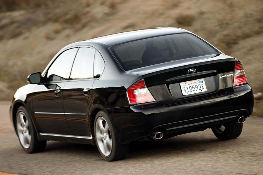 2005 Subaru Legacy Specs  Pictures  Trims  Colors