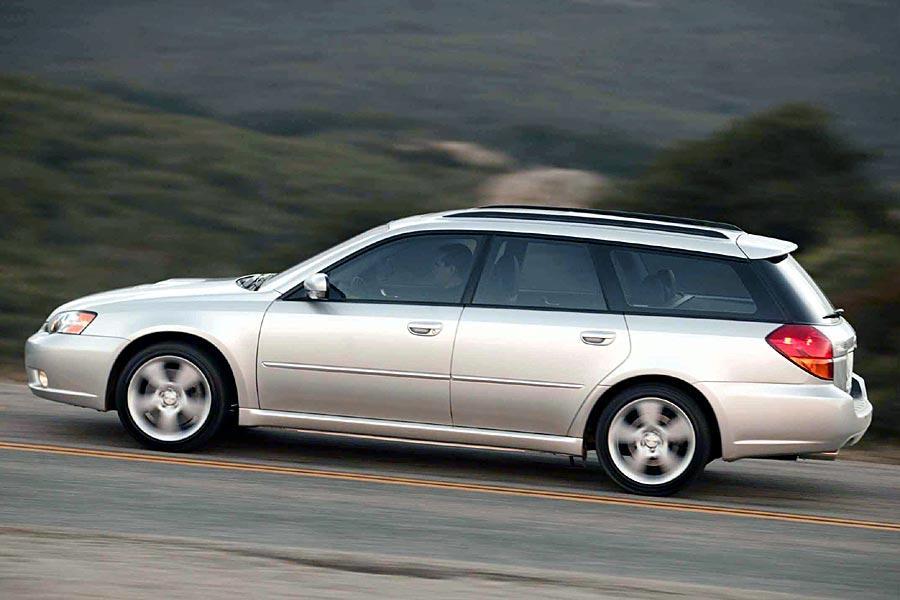 Subaru Legacy Hybrid 2005 Subaru Legacy Specs Pictures