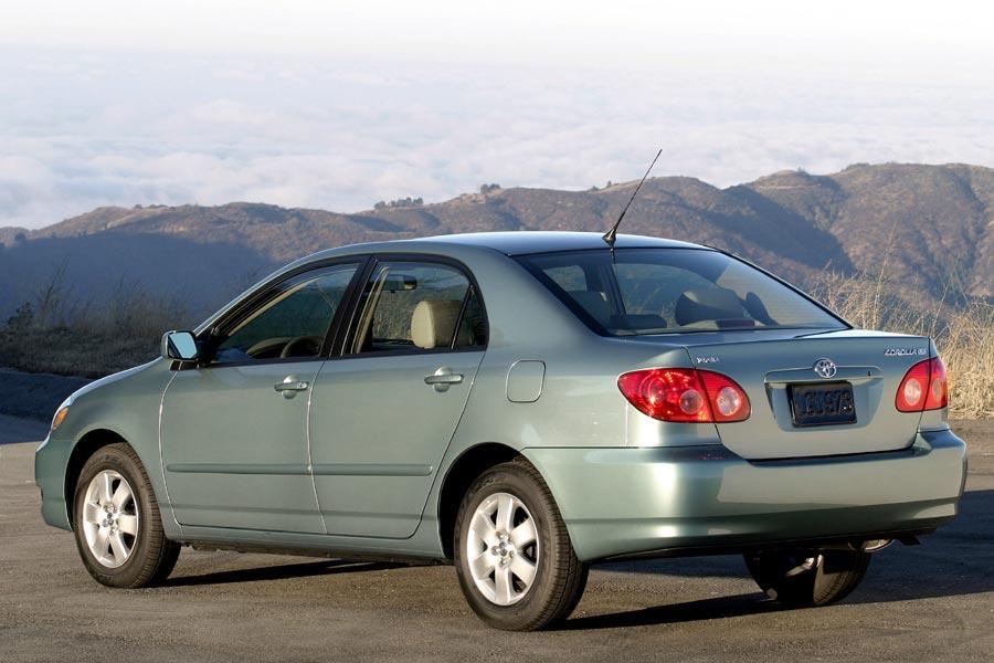 2005 Toyota Corolla Specs, Pictures, Trims, Colors || Cars.com