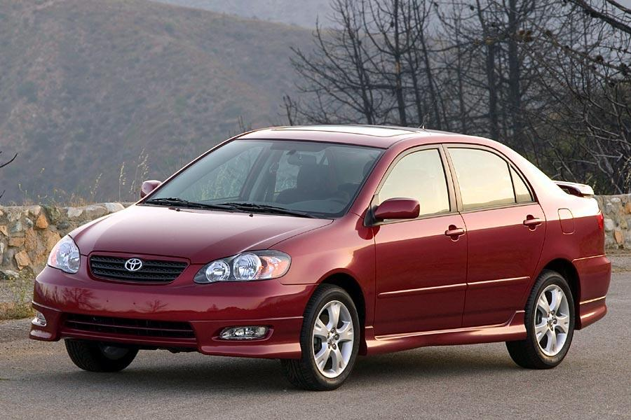2005 Toyota Corolla Reviews Specs And Prices Cars Com