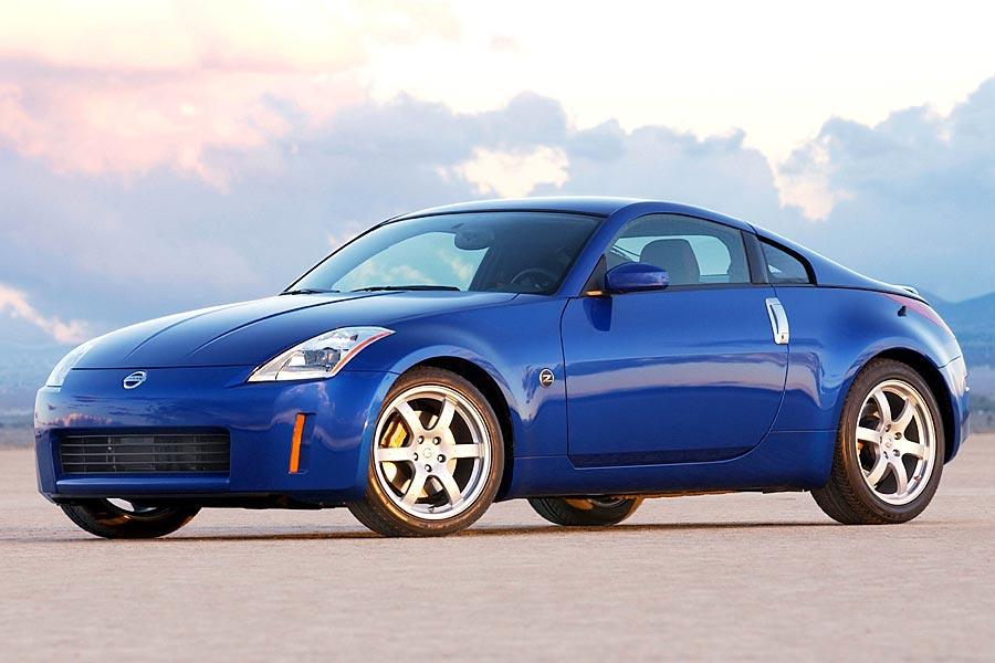 2005 Nissan 350z Specs Pictures Trims Colors Cars Com