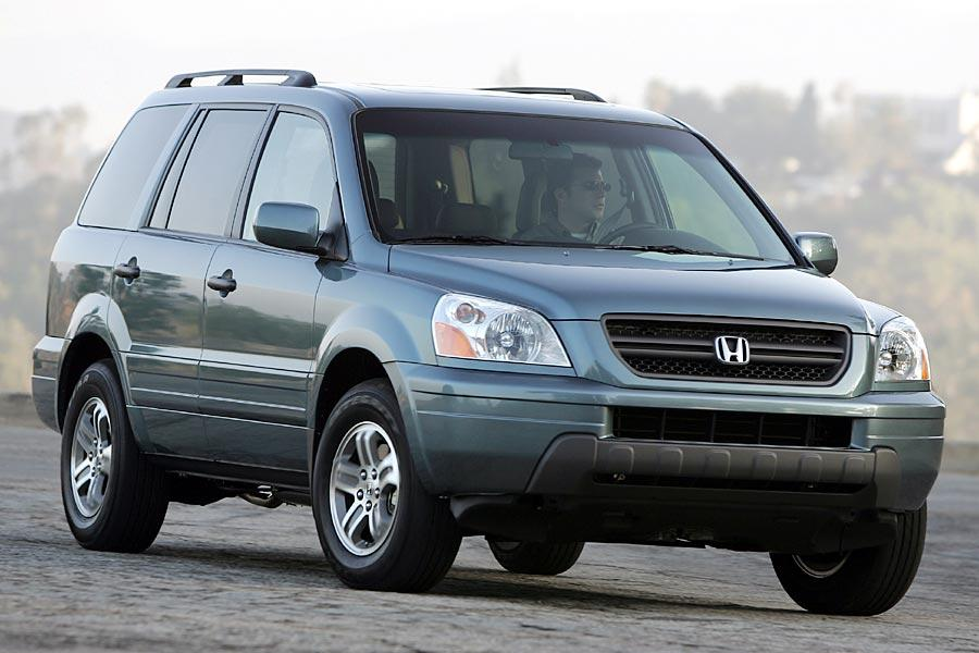 2005 Honda Pilot Specs Pictures Trims Colors Cars Com