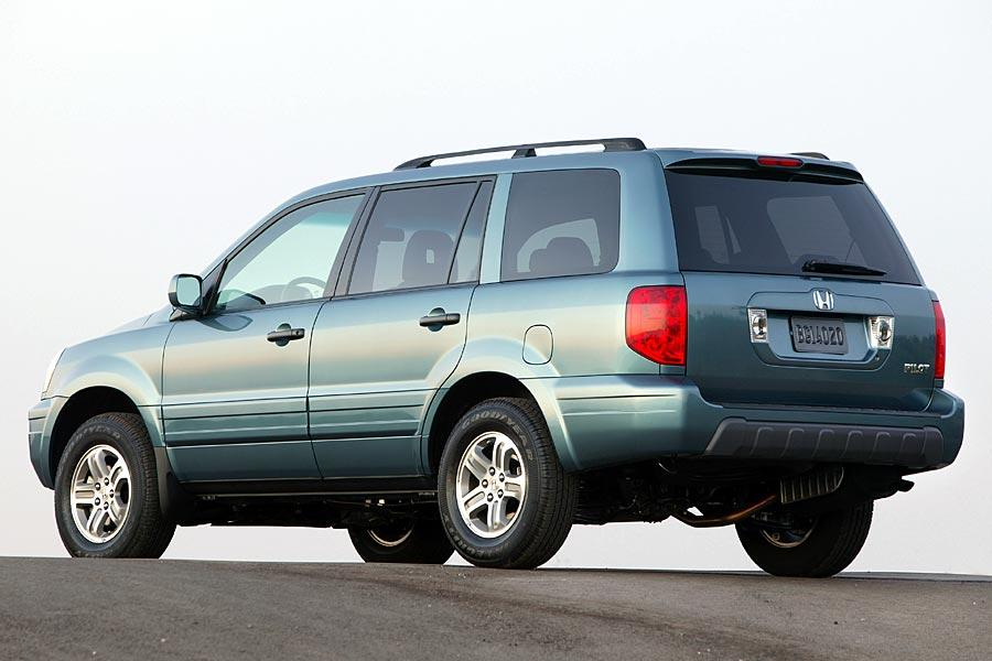 2005 Honda Pilot Reviews Specs And Prices Cars Com