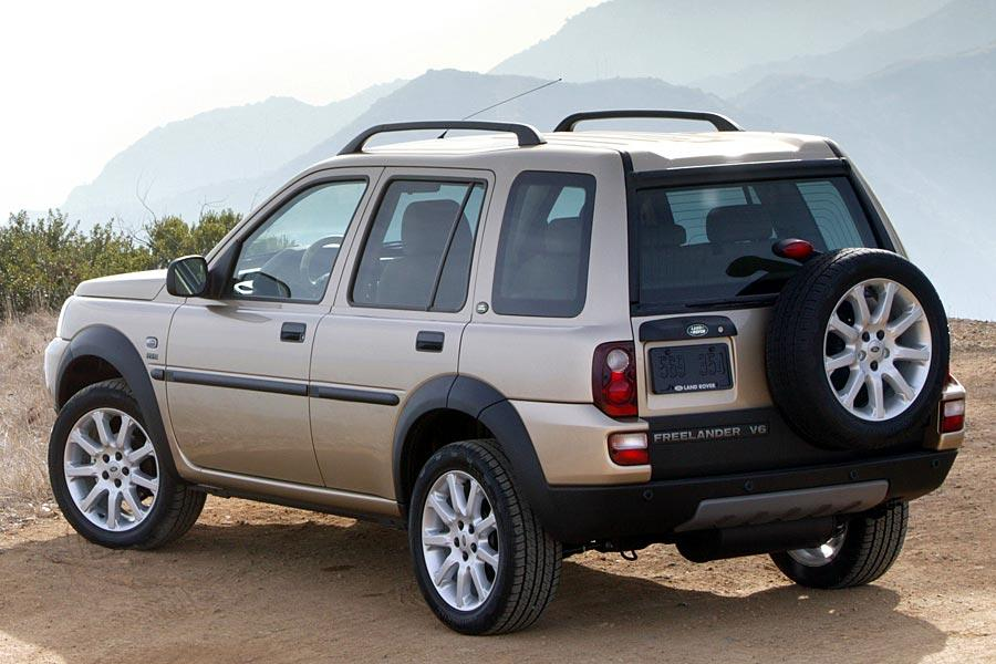 2005 Land Rover Freelander Reviews Specs And Prices