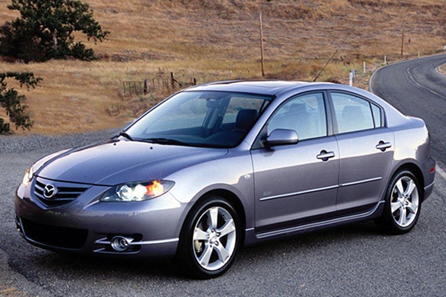 2005 Mazda Mazda3 Specs Pictures Trims Colors Cars Com