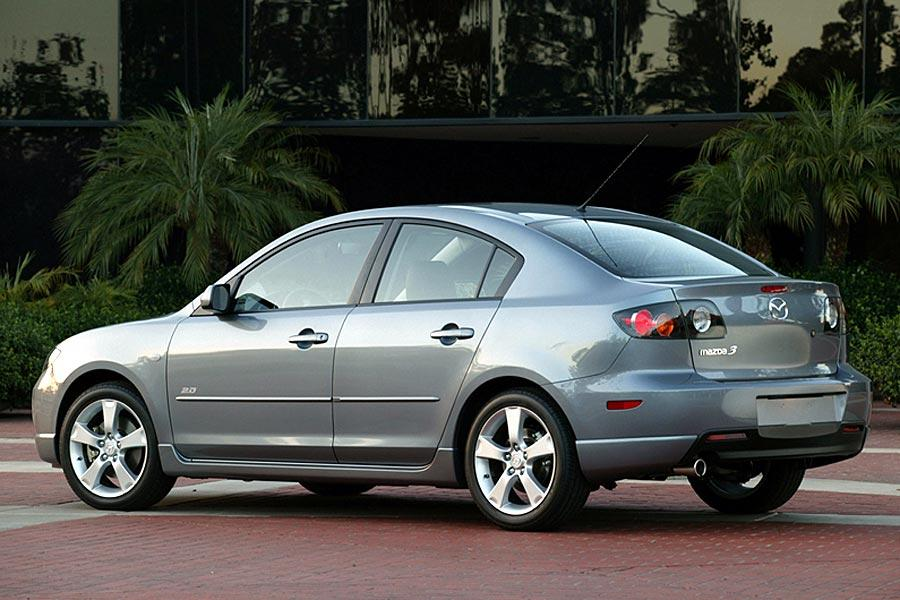 2005 Mazda Mazda3 Specs Pictures Trims Colors Cars Com