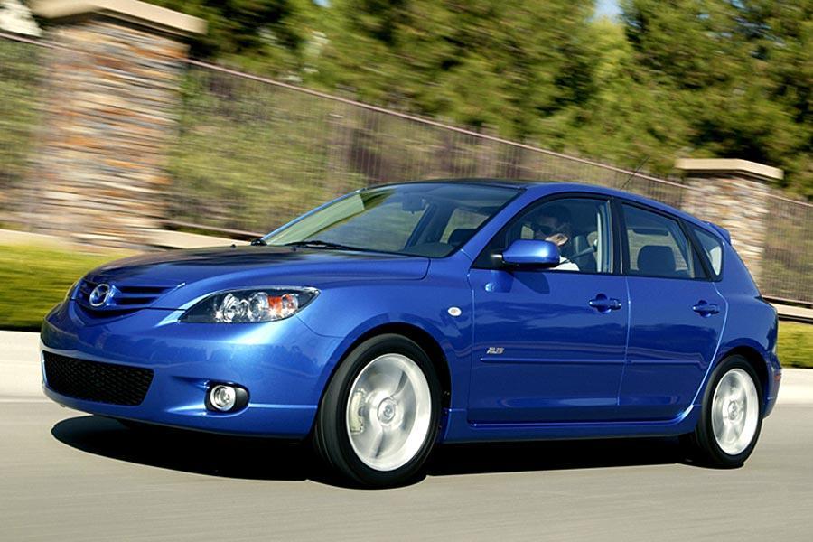 Mazda 3 Colors >> 2005 Mazda Mazda3 Specs, Pictures, Trims, Colors || Cars.com