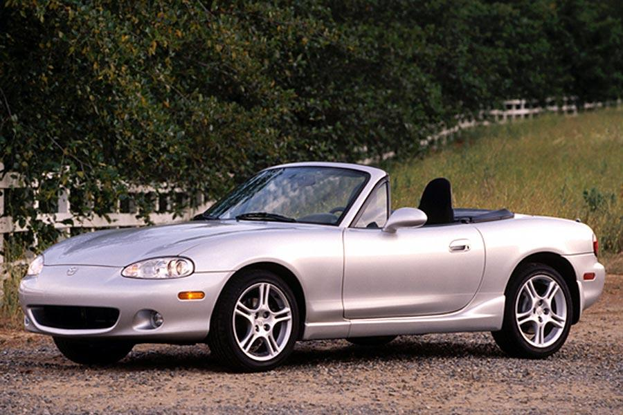 2005 mazda mx 5 miata reviews specs and prices. Black Bedroom Furniture Sets. Home Design Ideas