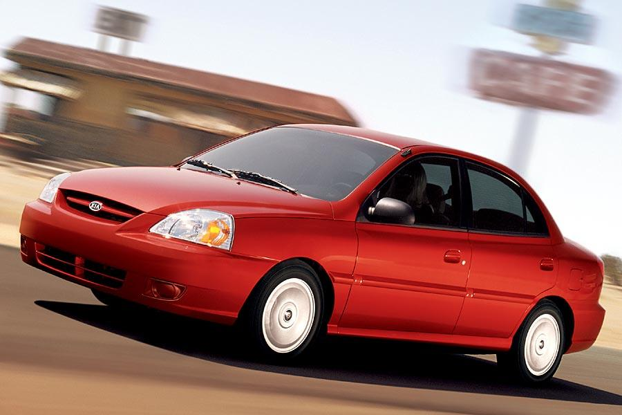 2005 kia rio reviews specs and prices. Black Bedroom Furniture Sets. Home Design Ideas