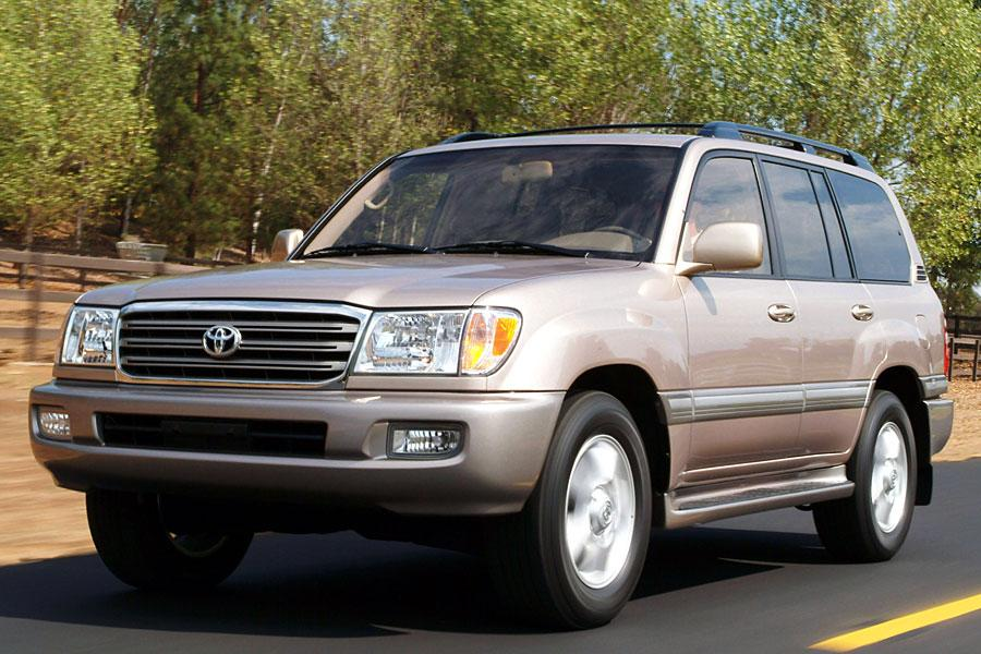 2005 toyota land cruiser reviews specs and prices. Black Bedroom Furniture Sets. Home Design Ideas